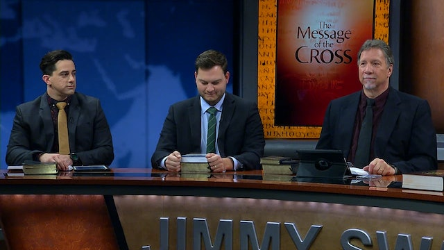 The Message Of The Cross - Mar. 11th, 2021