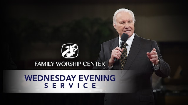 Wednesday Evening Service