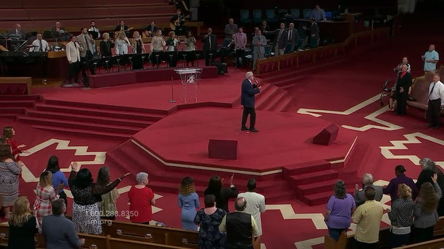 Sunday Morning Service - Jun. 28th, 2020