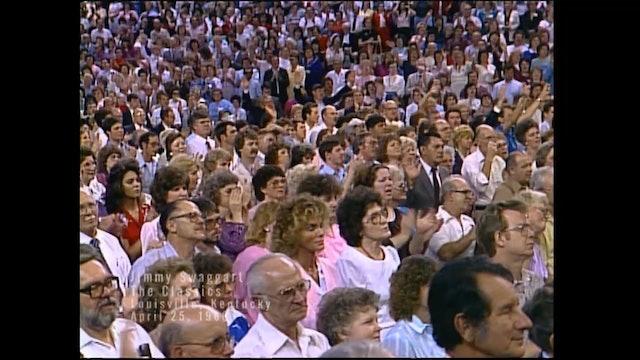 LOUISVILLE KENTUCKY - 04/25/1986 FRIDAY CRUSADE