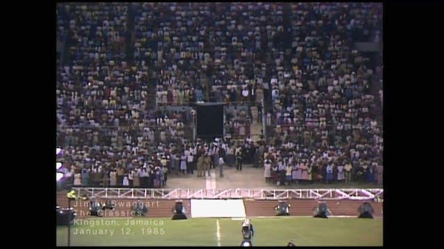 KINGSTON JAMAICA - 01/12/1985 SATURDA...
