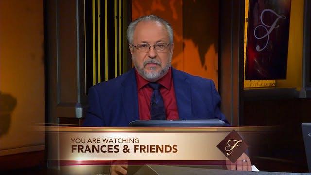Frances & Friends - Nov 25th, 2020