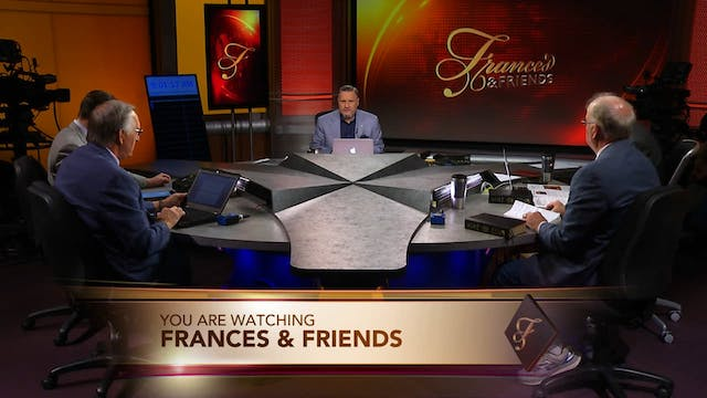 Frances & Friends - Dec. 27th, 2019