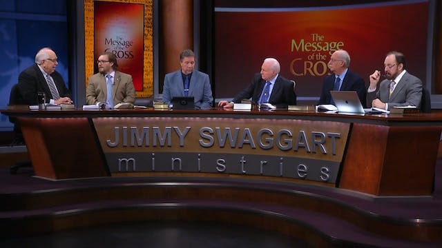 The Message Of The Cross - Feb. 24th,...