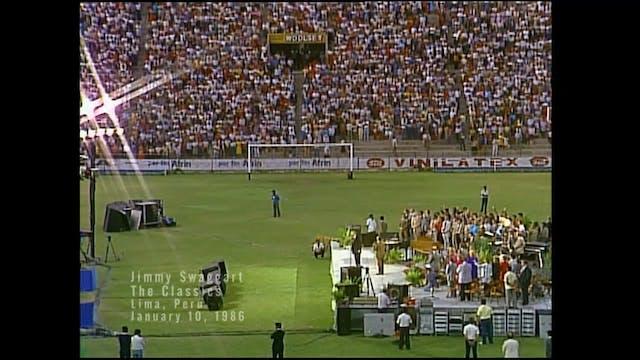 PITTSBURGH, PENNSYLVANIA - 08/08/1982...