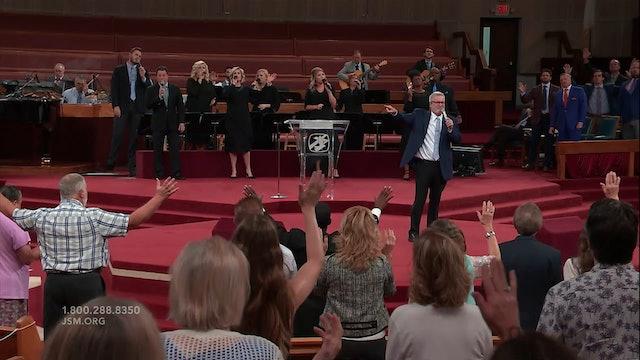 Sunday Morning Service - Aug. 23rd, 2020