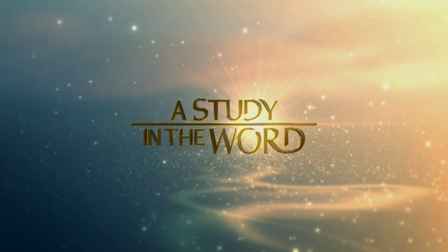 A Study In The Word - Jul. 21st, 2021