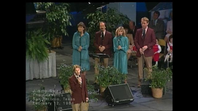 SAN ANTONIO TEXAS - 02/12/1984 SUNDAY CRUSADE
