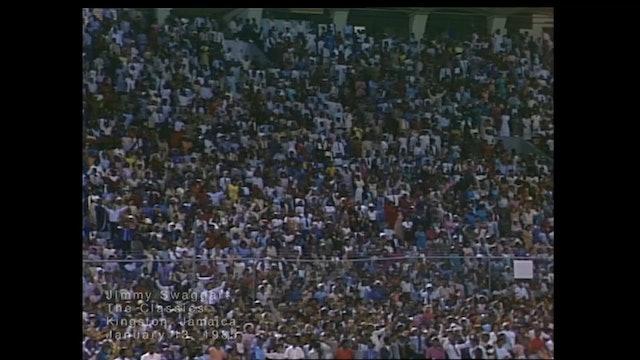 KINGSTON JAMAICA - 01/13/1985 SUNDAY CRUSADE