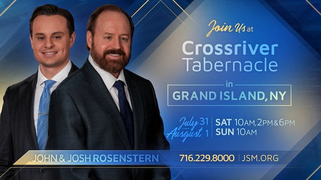 The Message Of The Cross - Jul. 21st,...
