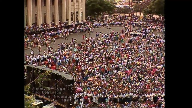MANAGUA NICARAGUA - 02/14/1988 SUNDAY...