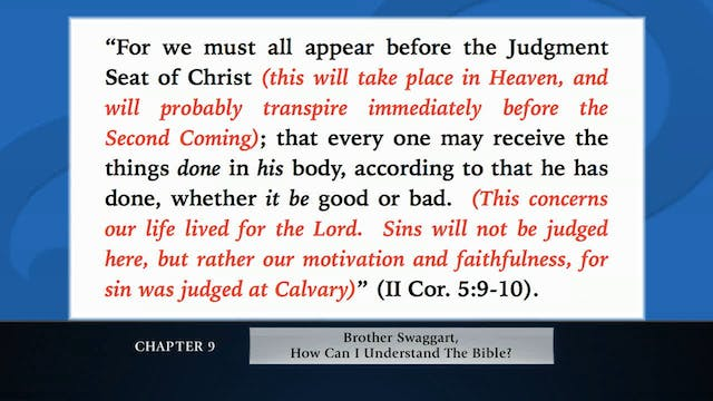 The Message Of The Cross - Jan. 7th, ...