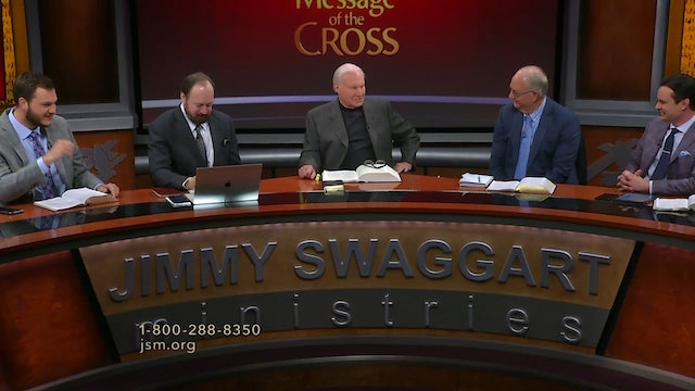The Message of the Cross Nov. 8th, 2019
