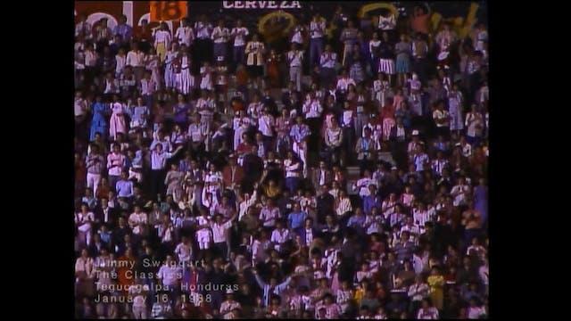 TEGUCIGALPA HONDURAS - 01/16/1988 SAT...