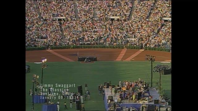 SANTIAGO CHILE - 01/09/1987 FRIDAY CR...