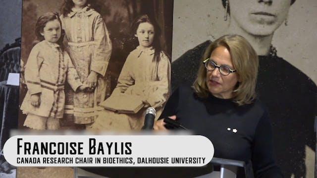 Part 7 - The Ethics of Bio-Data & Genetic Genealogy by François Baylis