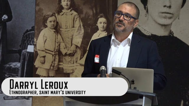 Part 5: Genetic Genealogy & the Invention of Indigenous Ancestry / Darryl Leroux