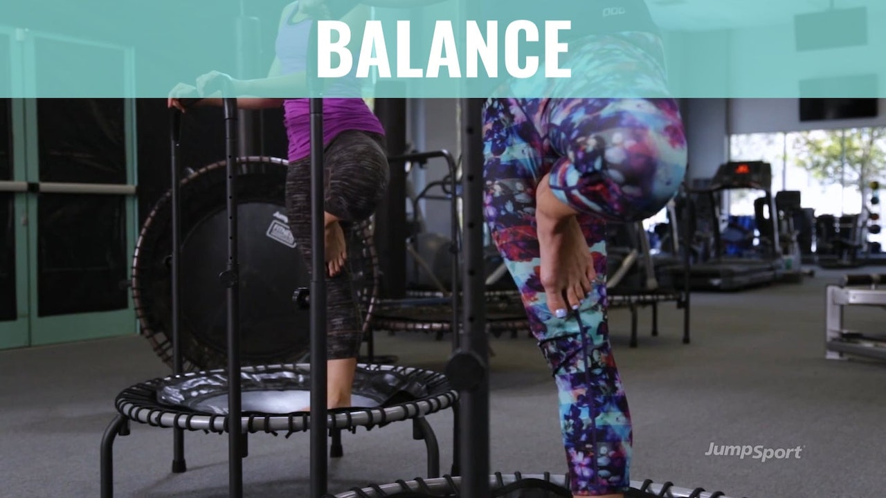 Barre-Inspired Balance