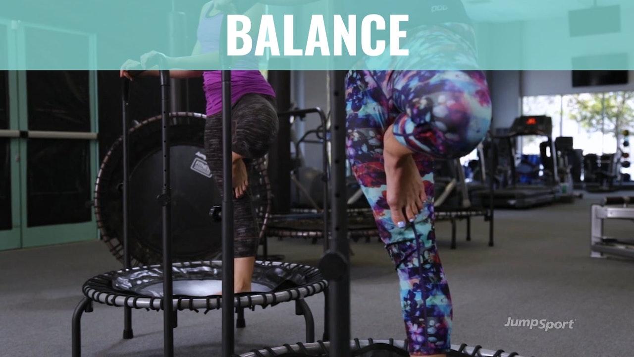 Barre-Inspired Balance