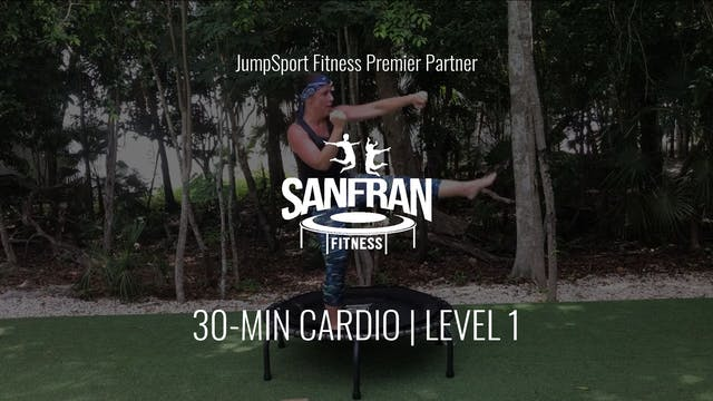 Level 1 | Cardio | SanFran Fitness wi...