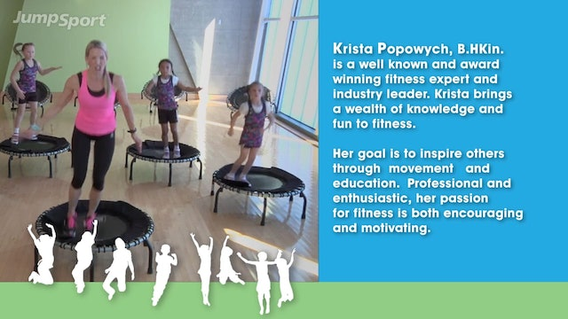 Krista Kid's Workout 05 – Cool Down
