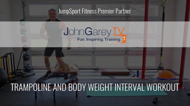 John Garey TV: Trampoline and Body We...