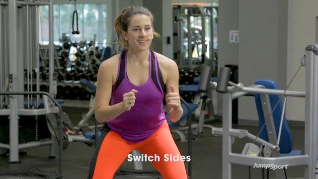 Dance Cardio Workout 1