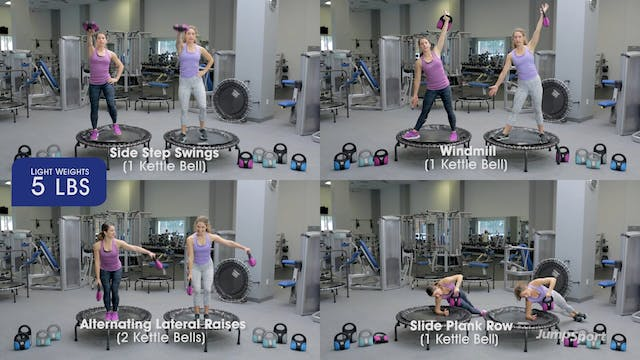 Preview | Level 2 Kettle Bells | Kara...