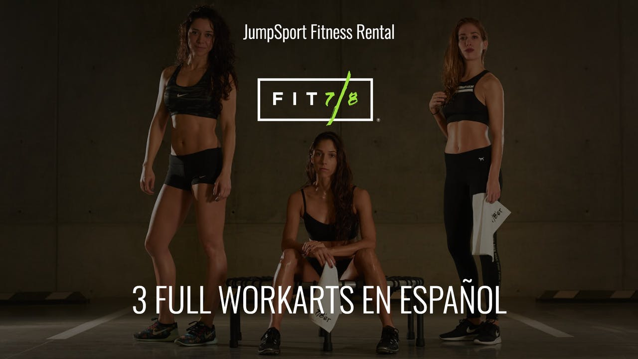 WorkARTs in Spanish with Fit 7/8 | $4.99