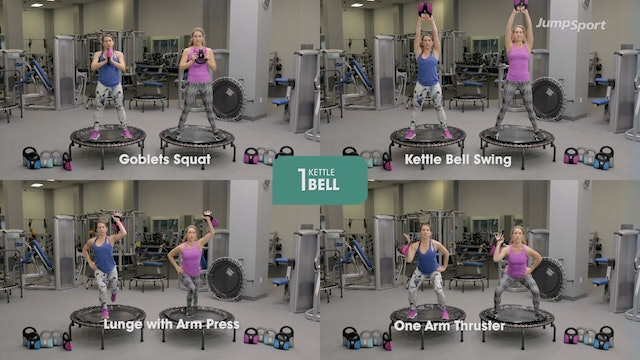 Resistance Training - KETTLEBELL (Preview)