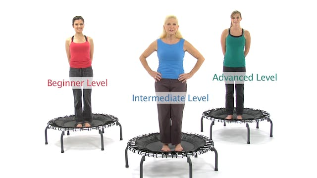 Level 1 | Intro to Total Body | Kathy