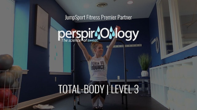 Level 3 | Total Body | Perspirology with Katy