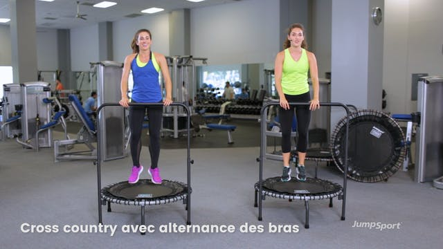 Cardio Intervals Workout (FRANÇAIS)