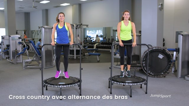 FRENCH Cardio Intervals Workout