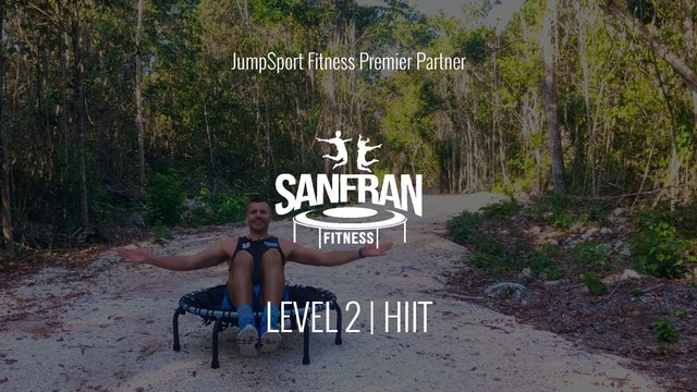 Level 2 | HIIT | SanFran Fitness with Scott