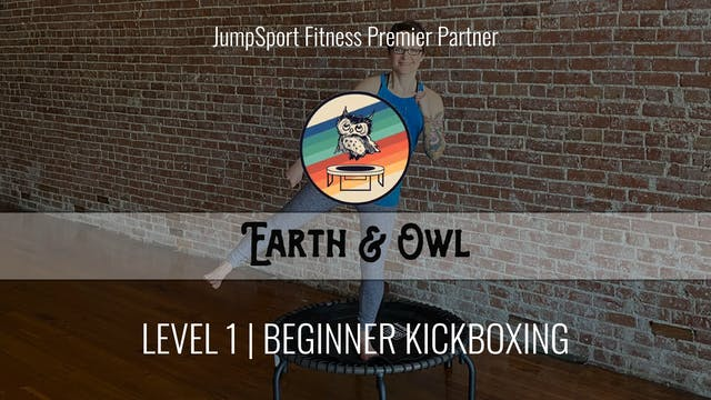 Level 1 | Beginner Kickboxing | Earth...