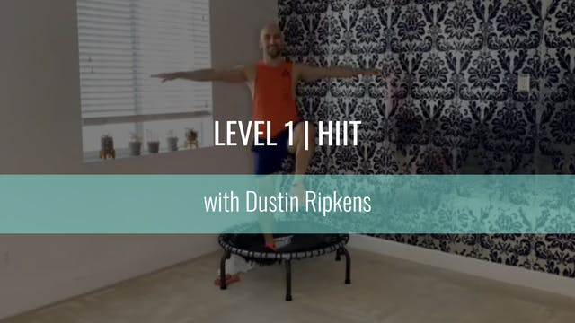 Level 1 | HIIT | Dustin Ripkens
