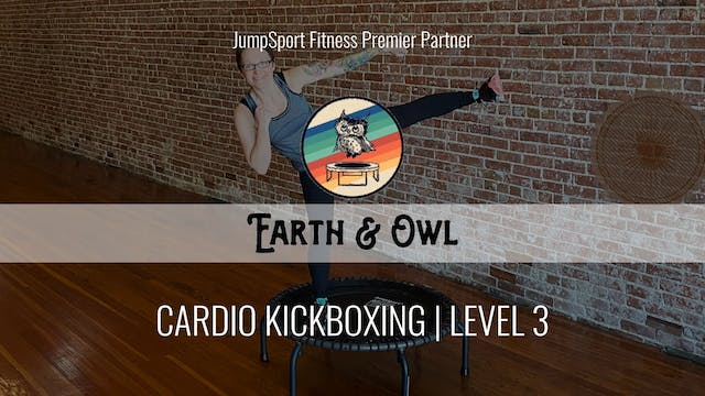 Level 3 | Cardio Kickboxing | Earth &...