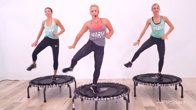 Level 2 | Cardio Warmup | Bounce Soci...