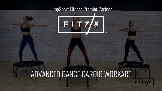 Level 4 | Dance Cardio | Fit 7/8 with Andrea