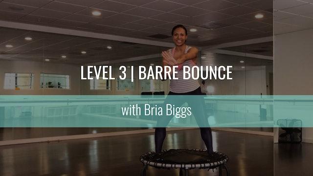 Level 3 | Barre | Bria Biggs