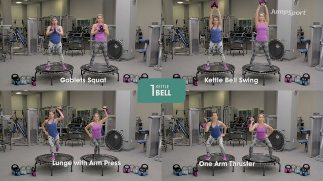 Preview Level 2 | Resistance & Kettlebell | Kara & Michelle
