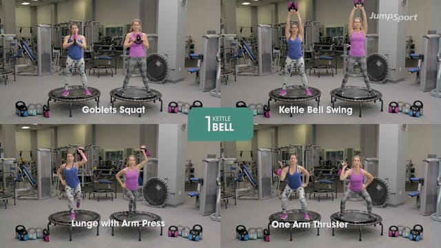 Preview Level 2 | Resistance & Kettle...
