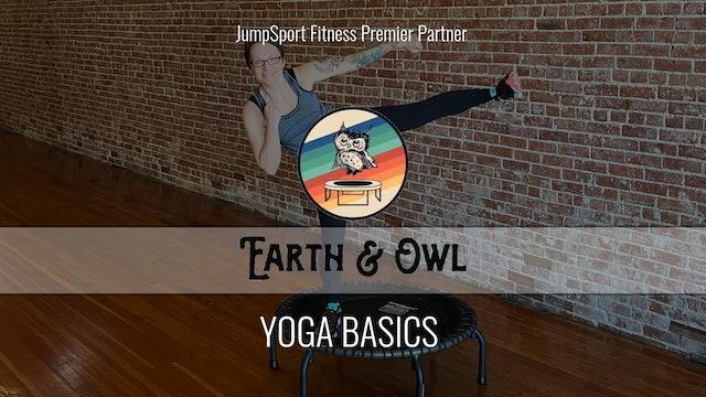 Yoga Basics | Earth & Owl with Nikki