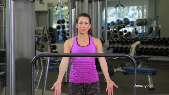 Balance Movements Workout With optional Handle Bar