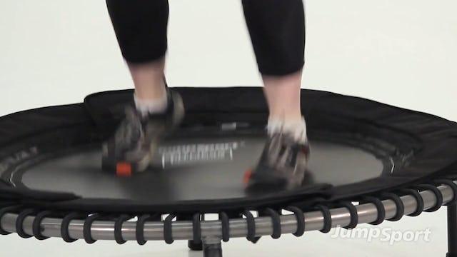 11 Circuit Training - Cardio & Lower Body Strength - Transverse Plane