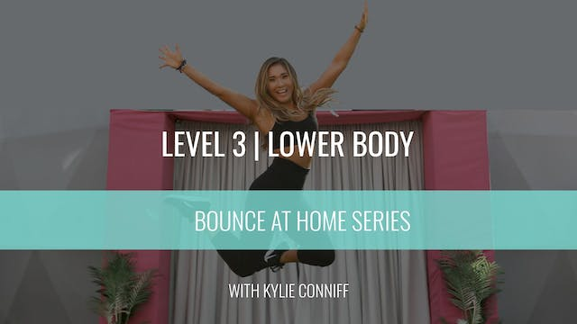 Level 3 | Lower Body Sculpt | Kylie C...