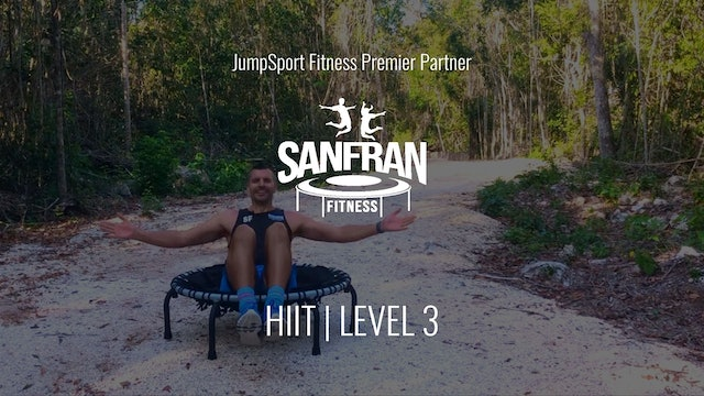 Level 3 | HIIT | SanFran Fitness with Scott