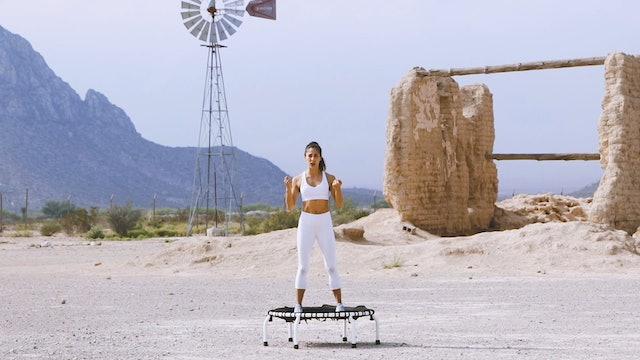 Fit 7/8 Desert Dance Cardio WorkART (Preview)