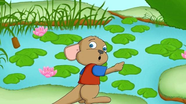 RompyRoo Episodio 1: ¿Dónde está el Sr. Fuzzy? (ESPAÑOL)